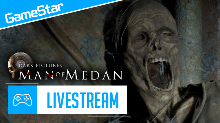 Man of Medan demó Livestream - Videojáték Zsoltival próbálunk túlélni bevezetőkép