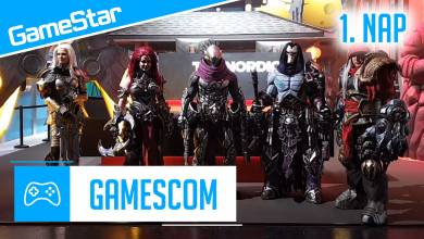 Gamescom 1. nap - nem is Destiny koppintás a Disintegration?
