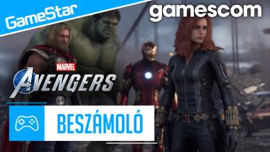 Gamescom beszámoló - felérhet a Marvel's Avengers a Spider-Manhez?