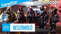 Gamescom beszámoló - teljesen kiégtek a fejlesztők? kép