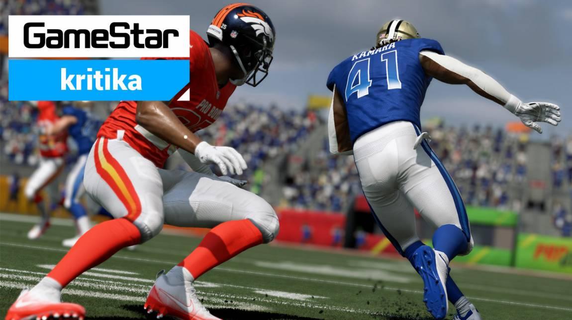 Madden NFL 20 teszt - szupersztárok a pályán bevezetőkép