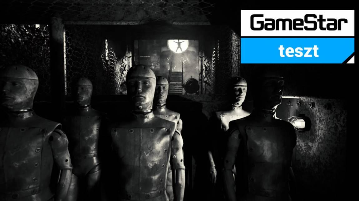 Layers of Fear 2 teszt - hány bőrt lehet lehúzni a félelemről? bevezetőkép