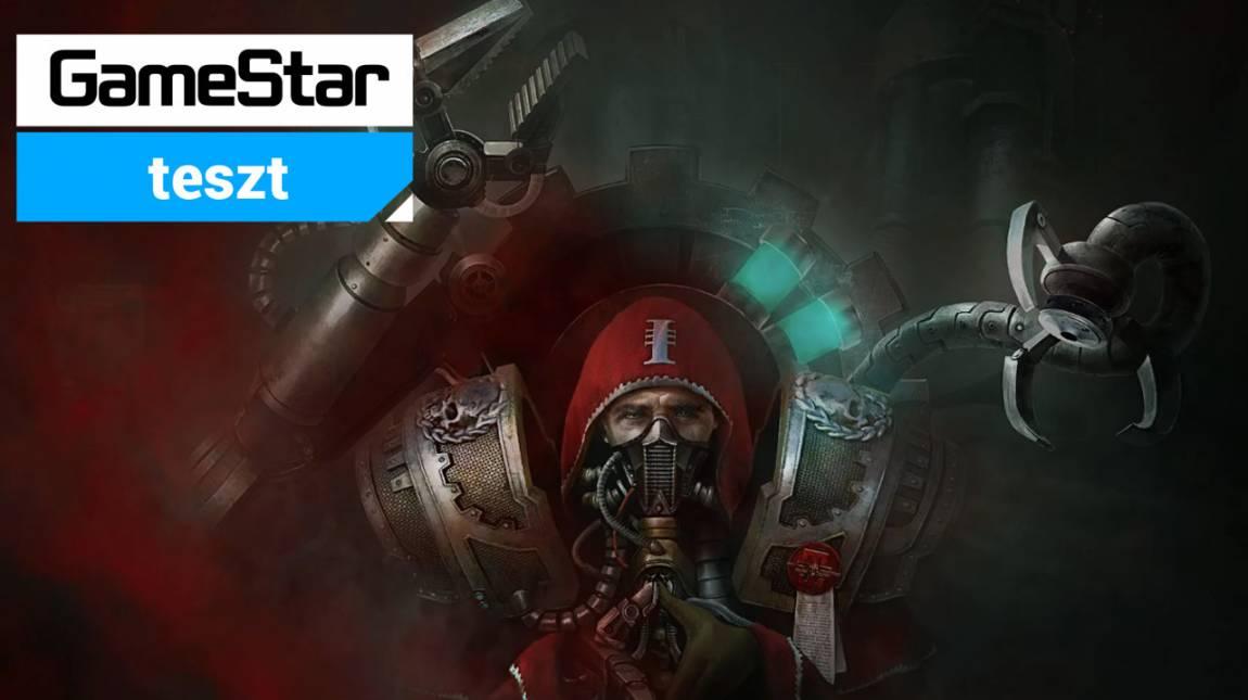 Warhammer 40,000: Inquisitor - Prophecy teszt - meneküljetek, tisztátalanok, új inkvizítor van a szektorban! bevezetőkép
