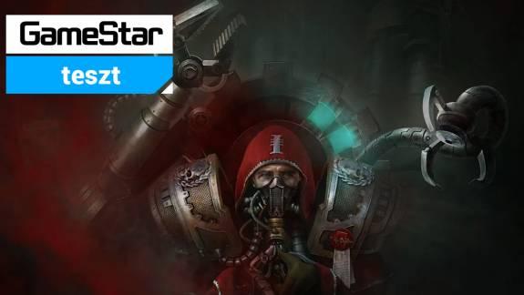 Warhammer 40,000: Inquisitor - Prophecy teszt - meneküljetek, tisztátalanok, új inkvizítor van a szektorban! kép