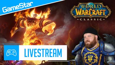 World of Warcraft Classic Livestream - minél jobban fáj, annál jobban élvezzük