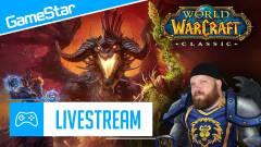 World of Warcraft Classic Livestream - mikor lesz ebből raidelés?! kép