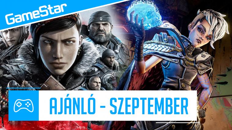 Hat játék, amit ne hagyj ki szeptemberben! bevezetőkép