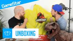 Wootbox augusztus unboxing - welcome to Jurassic Park kép