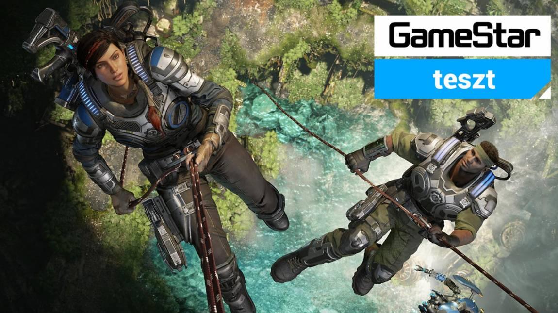 Gears 5 teszt - ez már háború bevezetőkép
