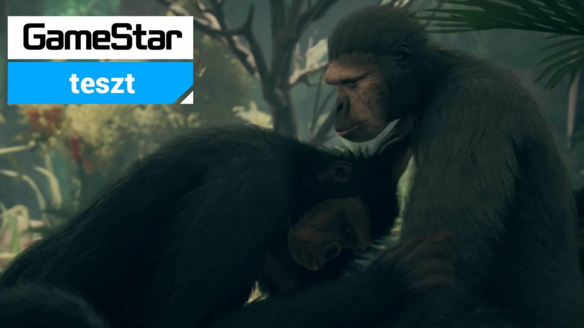 Ancestors: The Humankind Odyssey teszt - sokat akar a majma, de nem bírja a karja bevezetőkép