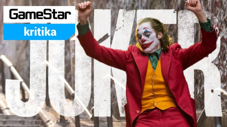 Joker kritika - egy sokszorosan sérült elme örök ragyogása bevezetőkép