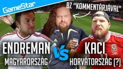 FIFA 20 Magyarország - Horvátország(?) - BZ