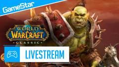 World of Warcraft Classic Livestream - 50 fölött az élet kép