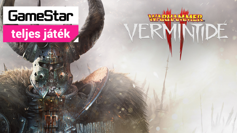 Warhammer: Vermintide 2 - a 2019/10-es GameStar teljes játéka bevezetőkép