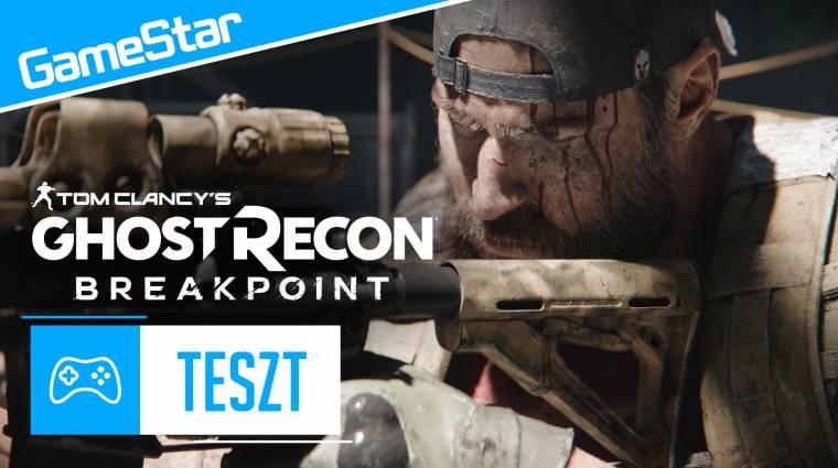 Tom Clancy's Ghost Recon: Breakpoint videoteszt - a nagy üres semmi bevezetőkép