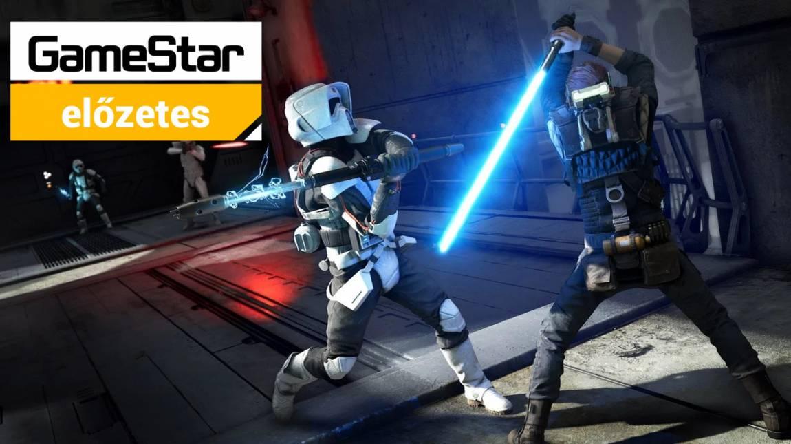 Star Wars Jedi: Fallen Order előzetes - galaxis útikalauz padavanoknak bevezetőkép