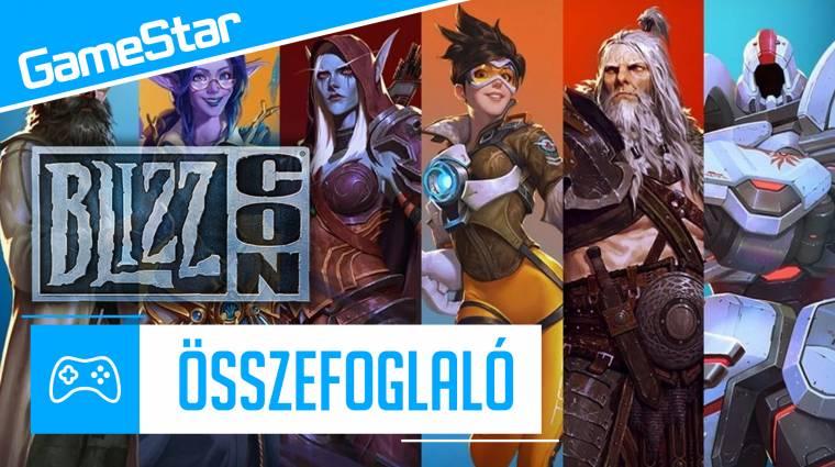 BlizzCon 2019 összefoglaló - Diablo IV és ami csak a csövön kifért bevezetőkép