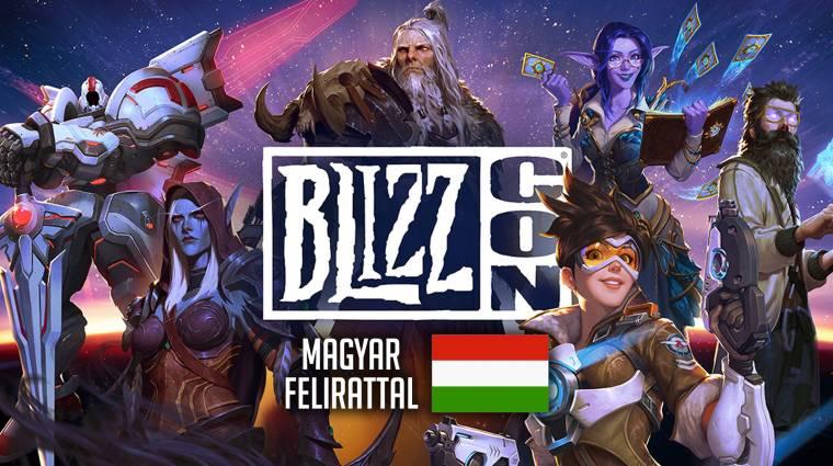 Blizzcon 2019 - magyar felirattal nézheted a legfontosabb előzeteseket bevezetőkép