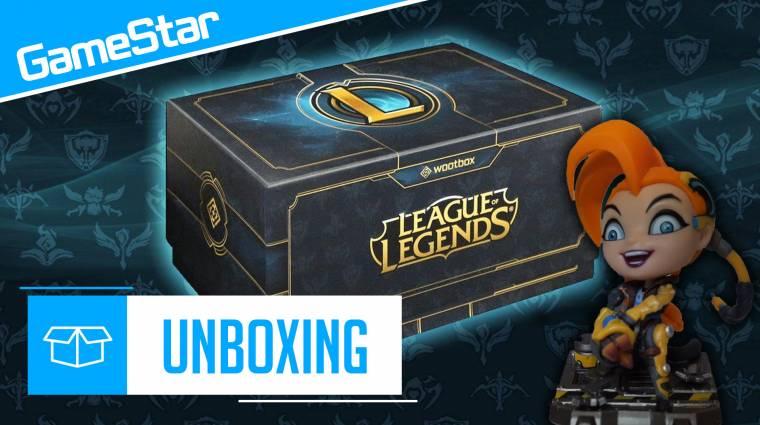 League of Legends Wootbox unboxing - ajándékot kaptunk a Riot Gamestől! bevezetőkép