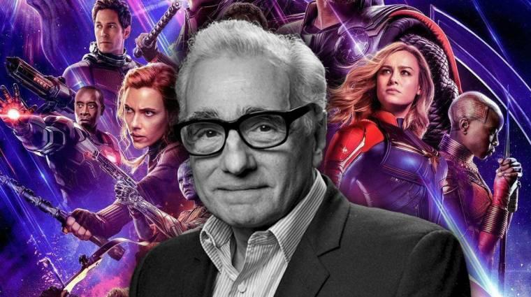 Szavazz: szerinted igaza van Martin Scorsese-nek a Marvel filmek kapcsán? bevezetőkép