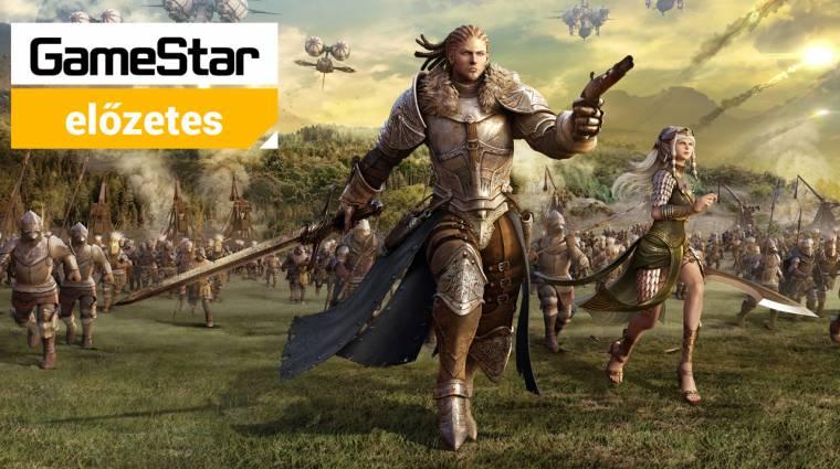 Kingdom Under Fire II előzetes - egy középkori várban próbáltuk ki a játékot bevezetőkép