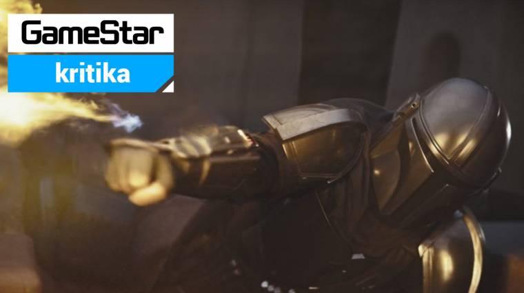 The Mandalorian 3. rész kritika - árva vigyáz az árvára bevezetőkép