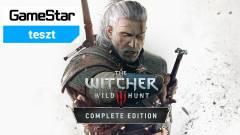 The Witcher III: Wild Hunt - Complete Edition teszt - amíg a sorozatra várunk kép