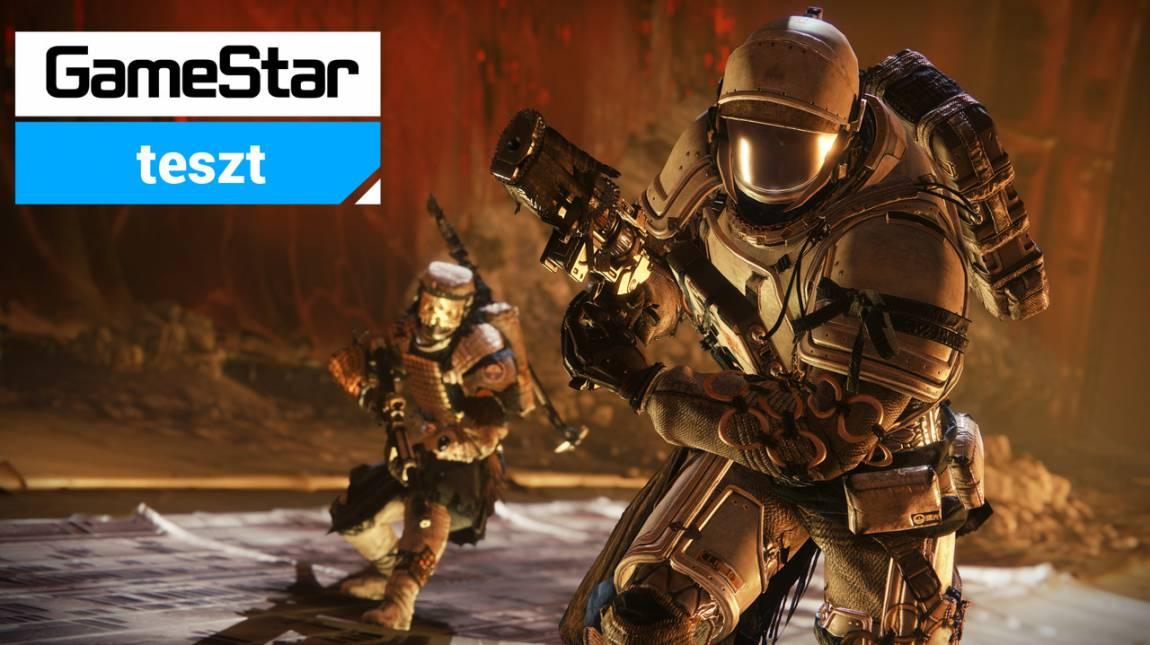 Destiny 2: Shadowkeep teszt - sokadik Holdraszállás bevezetőkép