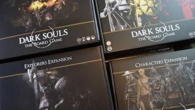 Négy doboznyi minifigura lapult a Dark Souls társasjáték kiegészítőiben
