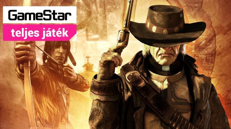 Call of Juarez - a 2019/12-es GameStar teljes játéka bevezetőkép
