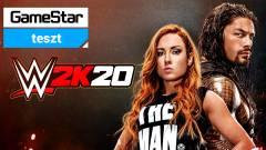 WWE 2K20 teszt - botrány a ringben kép