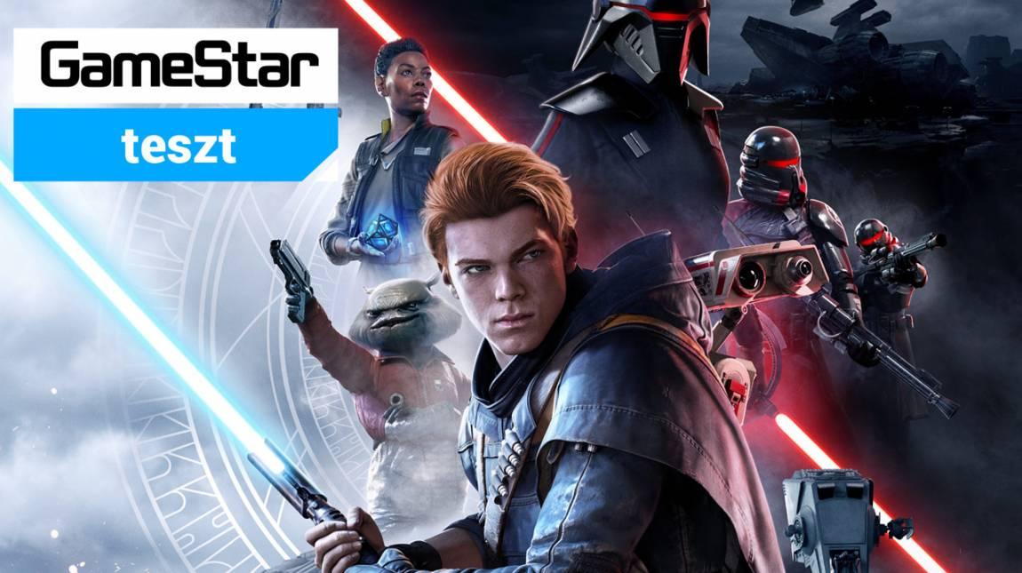 Star Wars Jedi: Fallen Order teszt - megvan az új kiválasztott? bevezetőkép