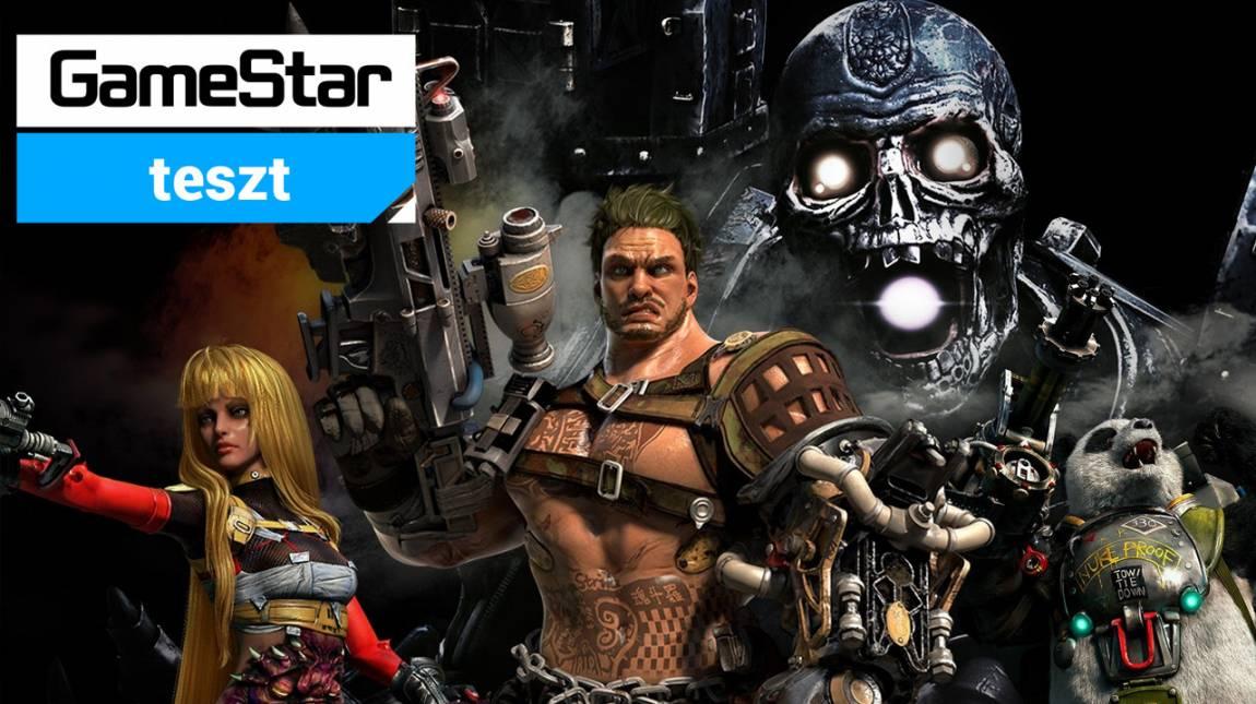Contra: Rogue Corps teszt - középszer újratöltve bevezetőkép