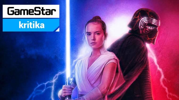 Star Wars: Skywalker kora kritika - valami véget ért, és ezúttal nem is fáj bevezetőkép