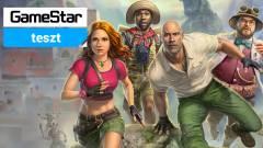 Jumanji: The Video Game teszt - a legkevésbé Szikla-szilárd kép
