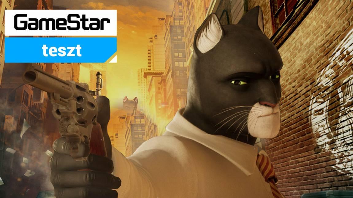 Blacksad: Under the Skin teszt - a macska rúgja meg! bevezetőkép