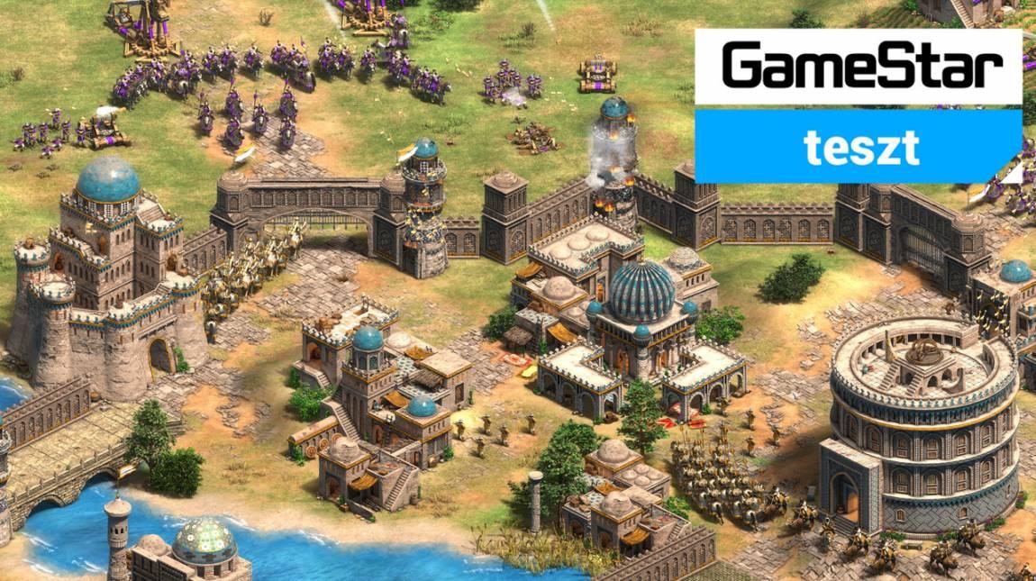 Age of Empires II: Definitive Edition teszt - ismét eljött a királyok kora bevezetőkép