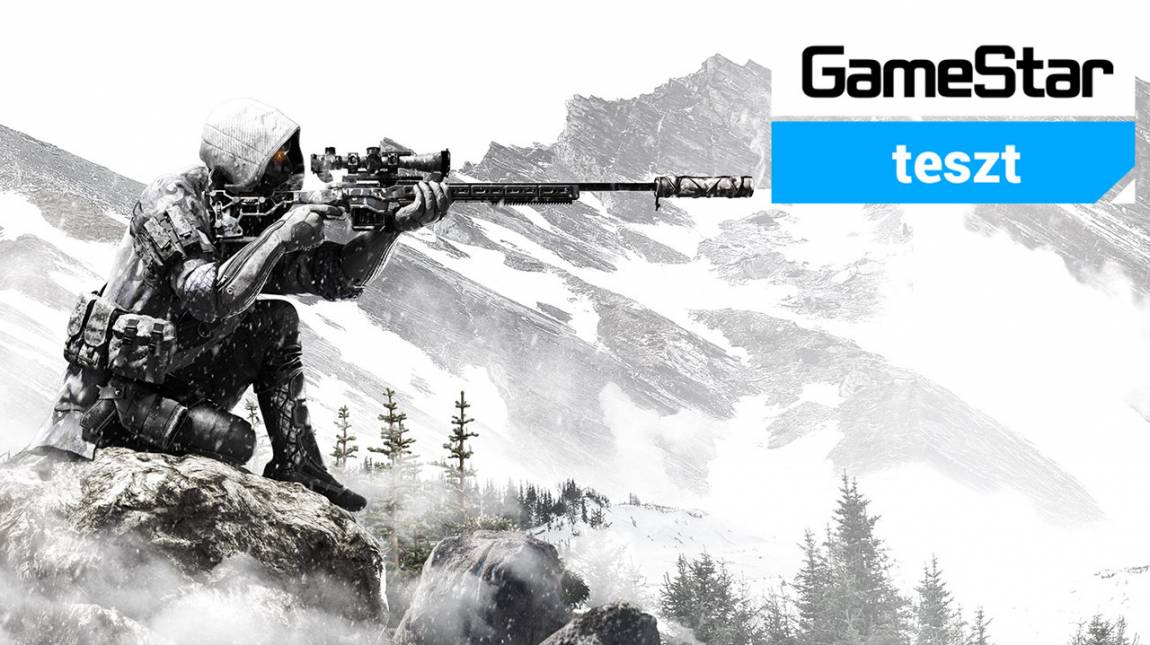 Sniper Ghost Warrior Contracts teszt - haladó lövész bevezetőkép