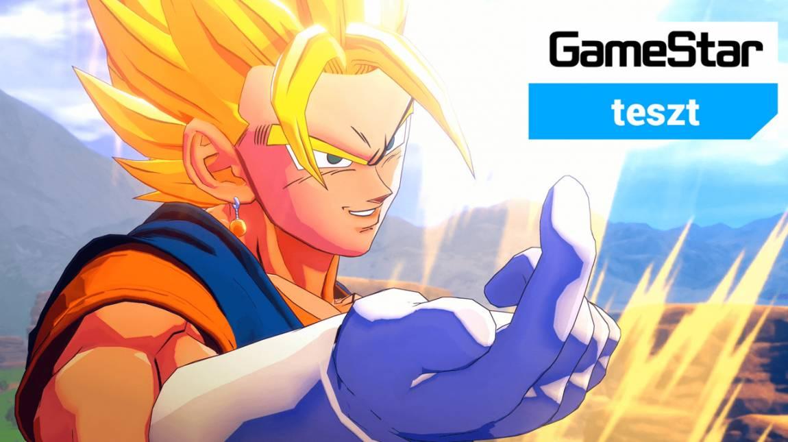 Dragon Ball Z: Kakarot teszt - szeretet, barátság, és némi unalom bevezetőkép