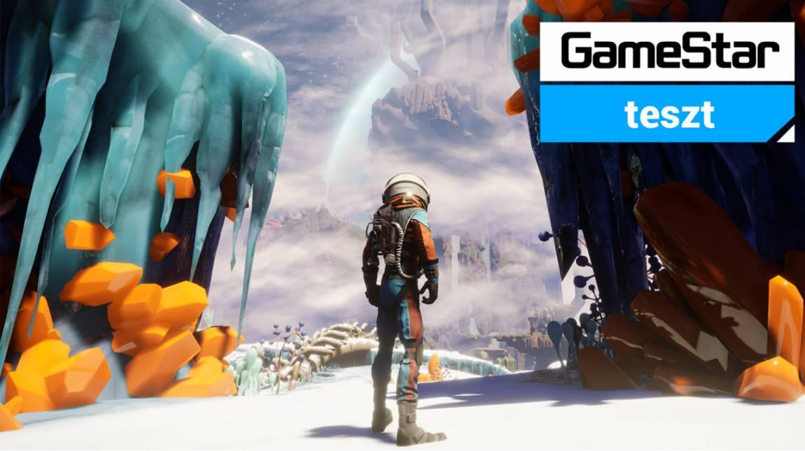 Journey to the Savage Planet teszt - egy bolygó kegyetlen vicce bevezetőkép