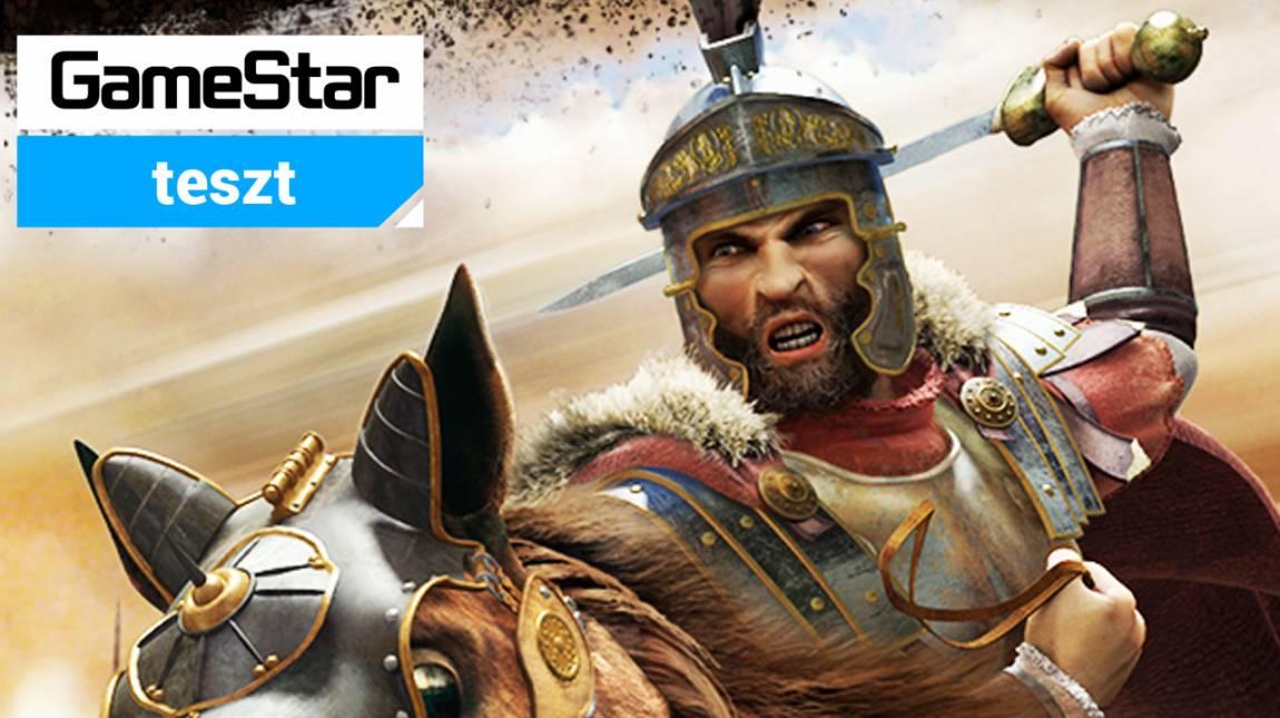 Praetorians HD Remaster teszt - Róma dicsősége romokban bevezetőkép