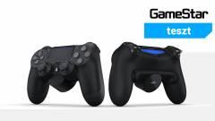 DualShock 4 Back Button Attachment teszt - kell nekünk a két extra gomb? kép