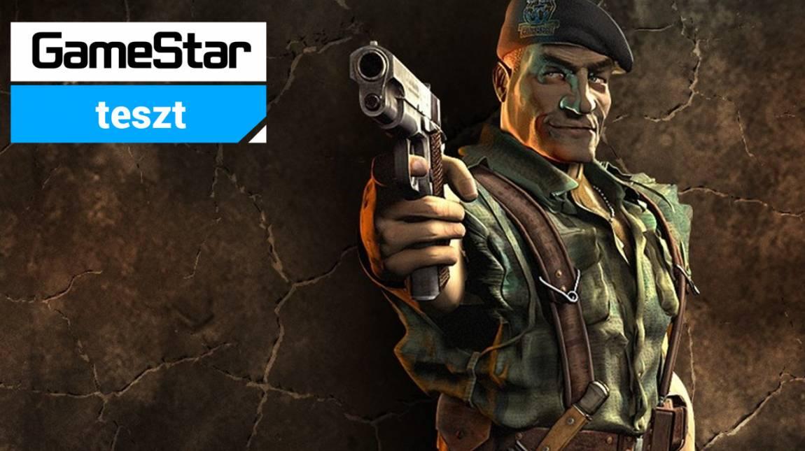 Commandos 2 HD Remaster teszt - újra 2001-et írunk? bevezetőkép