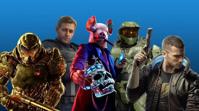 Ezek a 2020-as videojáték megjelenések bevezetőkép