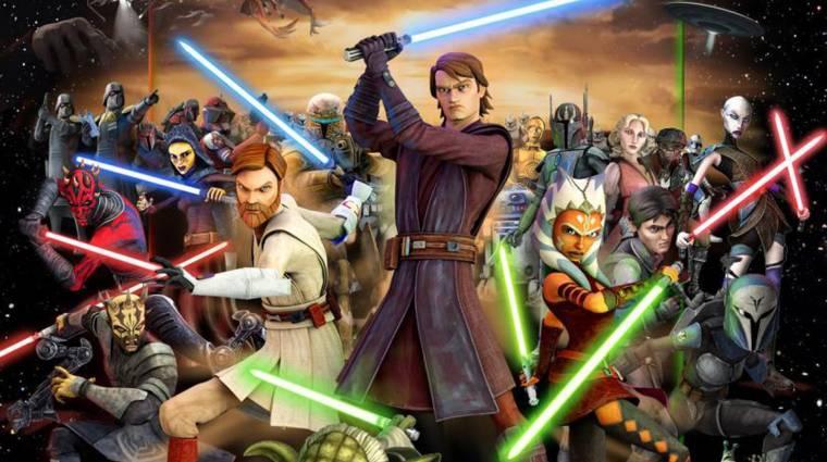 Minden, amit a Star Wars: The Clone Wars 7. évada előtt tudnod kell bevezetőkép