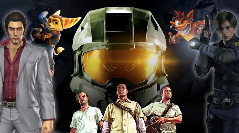 Top 10 videojátékos remake és remaster, amit mindenképp ki kell próbálnod bevezetőkép