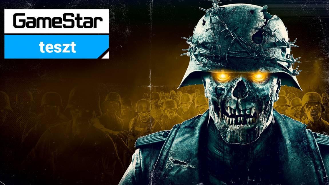 Zombie Army 4: Dead War teszt - van élet Hitler után? bevezetőkép