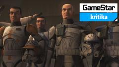 Star Wars: The Clone Wars 7. évad, 1. rész kritika - újra a harcmezőn kép