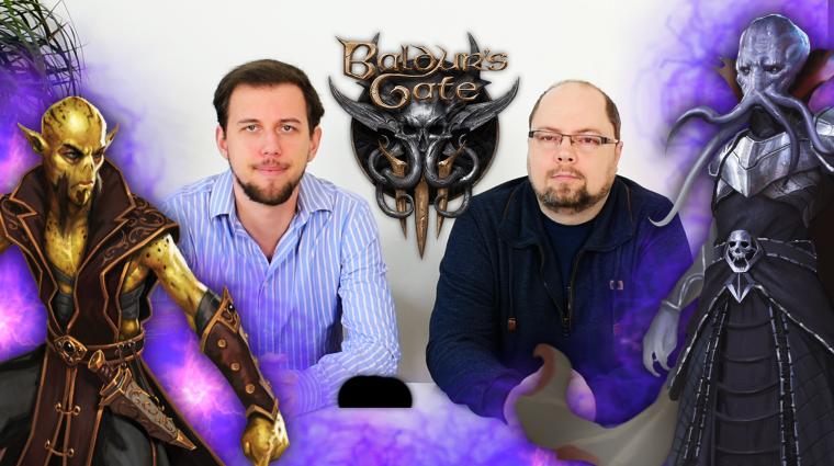 Sokat újít a Baldur's Gate 3, mégis hű a klasszikusokhoz bevezetőkép