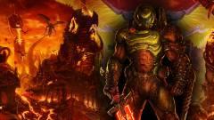 A Doom Eternal teszt videón a legjobb, nézzétek, hogyan aprítunk démonokat! kép